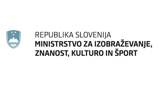 Logotip - Ministrstvo za izobraževanje, znanost, kulturo in šport